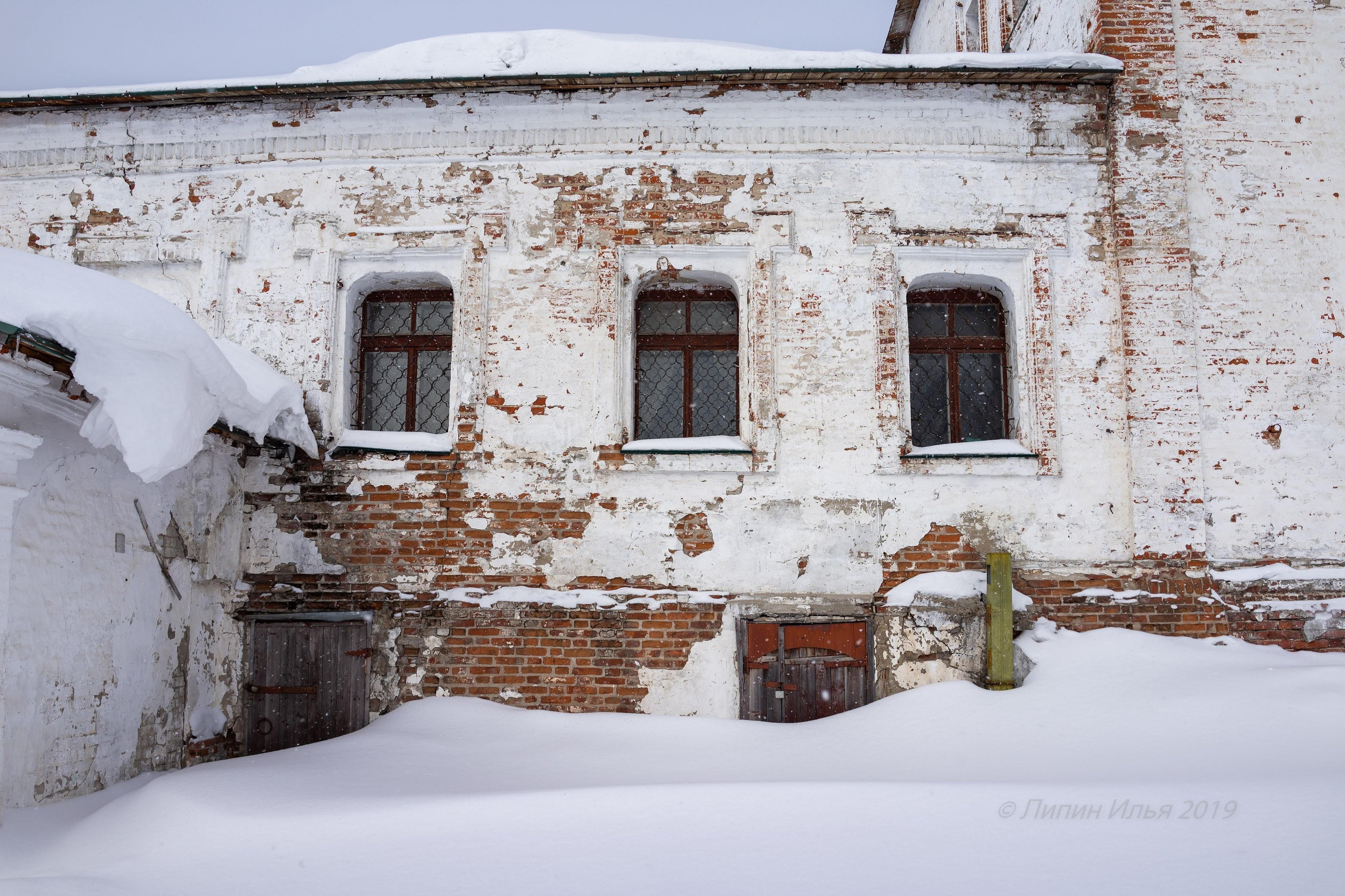 Современное состояние Свято-Троицкого собора