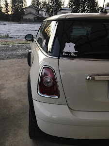 MINI ME14 2009年式    ONEのカスタム事例画像 Hiro【R56】【CT愛猫部1番・3番🐾】さんの2018年12月28日07:36の投稿