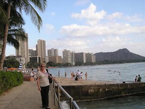 Photo: C1240002 O'ahu - Honolulu - plaza