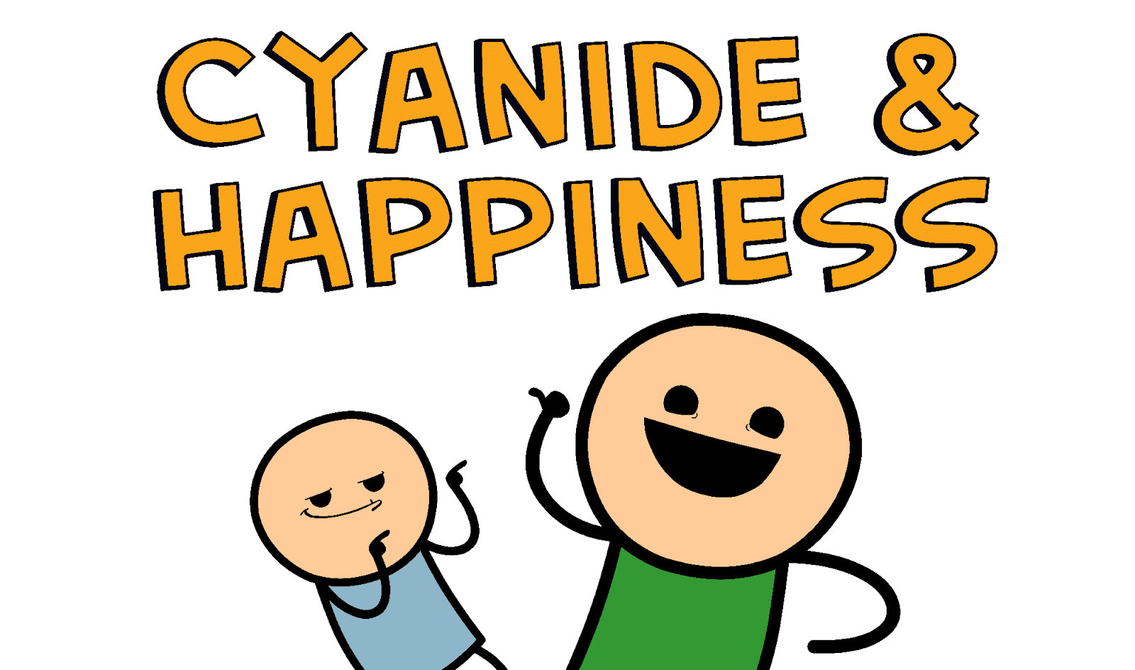 cyanide happiness is creating