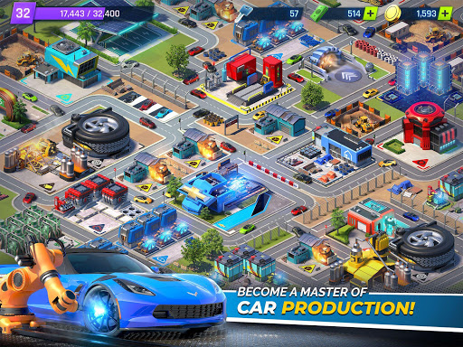 Overdrive City – Car Tycoon Game screenshot 13