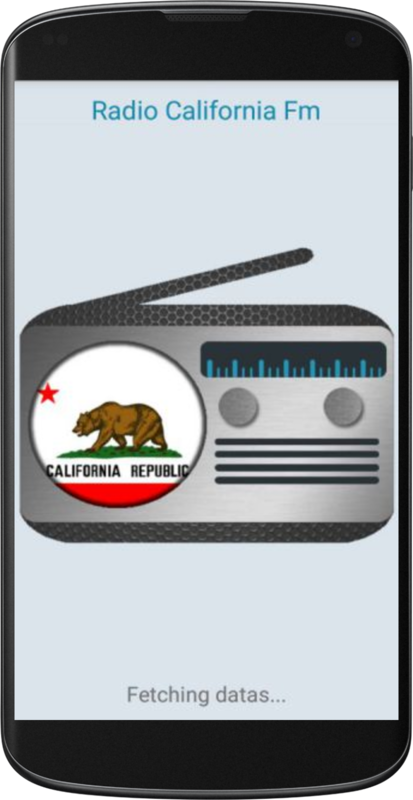 Radio California FM- screenshot