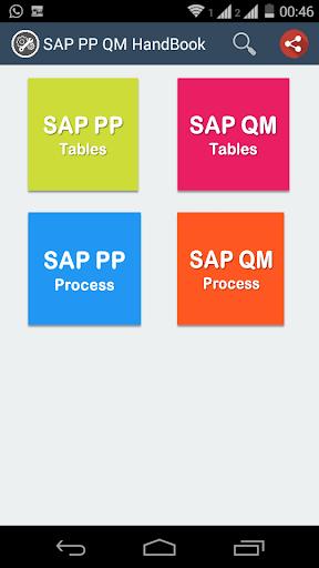 SAP PP QM HandBook