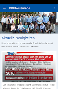 CDU Neuenrade- screenshot thumbnail