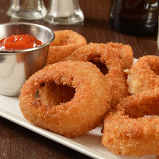 Ultimate Onion Rings.