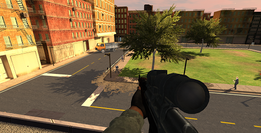 Zombie Hunter : Undead Survival Sniper Hit 1.0.0 screenshots 5