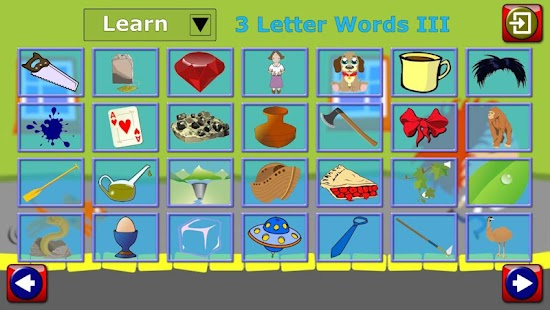 Kids Spelling 500 words- screenshot thumbnail