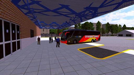 Skins World Bus Driving Simulator 3.0 screenshots 2