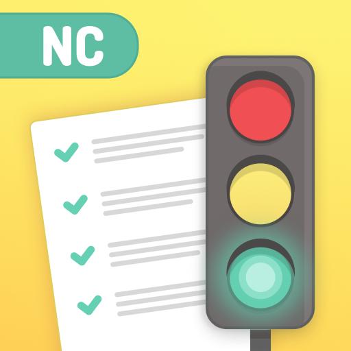 Permit Test North Carolina NC DMV Driver's Test Ed - Apps on