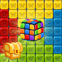 Toy Collapse: Bomb Box Cubes, Toon Story icon