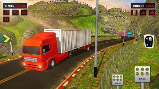Indian Mountain Heavy Cargo Truck screenshot 12