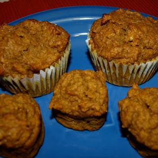 Banana-Pumpkin Muffins