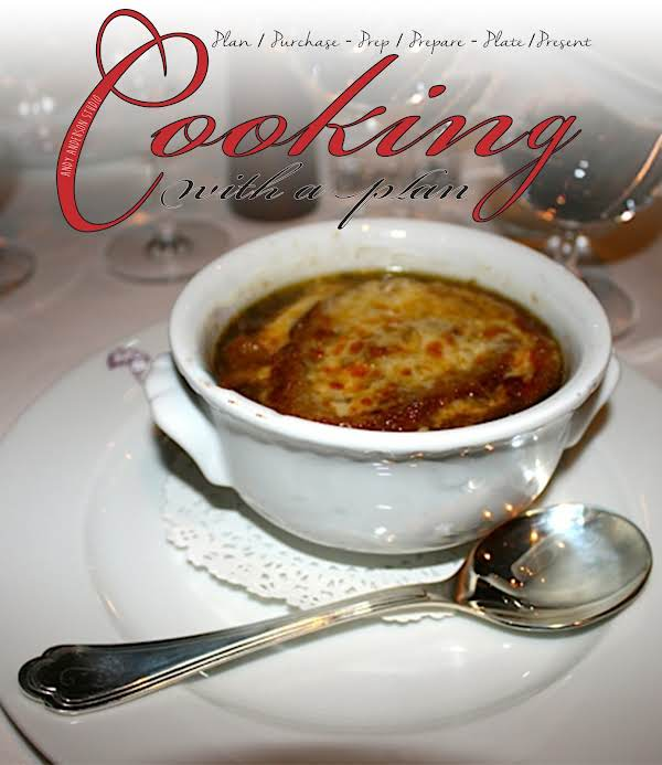 Oven Roasted Garlic & Onion Soup Recipe