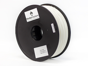 White PETG Filament - 1.75mm (1.0kg)