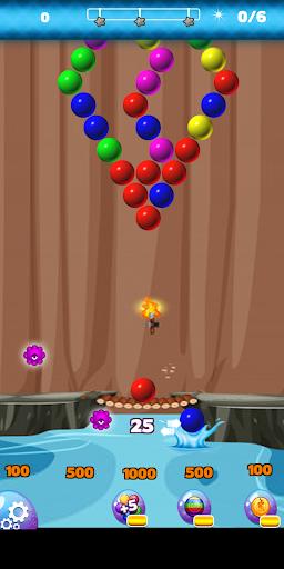 Favorite Balls Islets screenshot 2