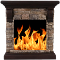 FIREPLACE CAST 🔥🔥🔥 Sleep & Relax 🔥 Live Fire icon
