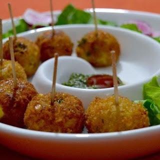 Rice Corn balls