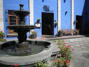 Photo: アレキパ 現地旅行社の方におすすめいただいたレストラン なんでも超有名なシェフ経営の店だとか 大変おいしゅうございました