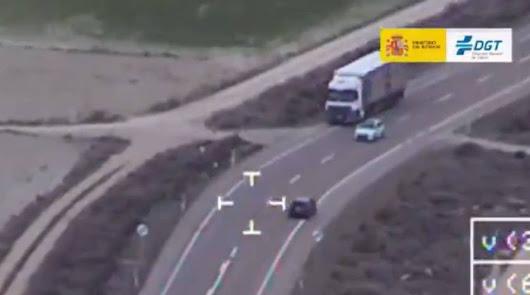 La DGT muestra en un vídeo las mayores imprudencias este verano en carretera
