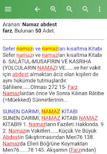 Buhari, Muslim, Muvatta, Darimi, Nesai, Taberani - náhled