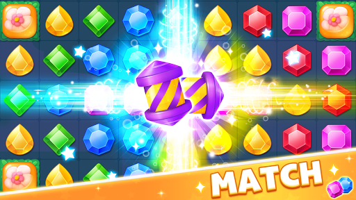 Jewel Hunter - Free Match 3 Games  screenshots 6