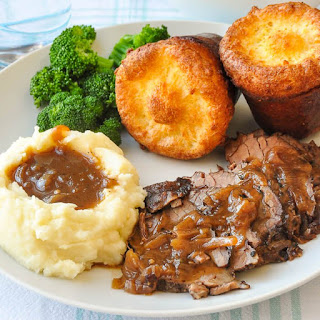 French Onion Braised Beef Brisket.