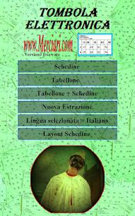 Tombola Elettronica Freeware - náhled