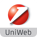 UniWeb Mobile Pass icon