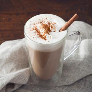 Perfect Vegan Chai Latte