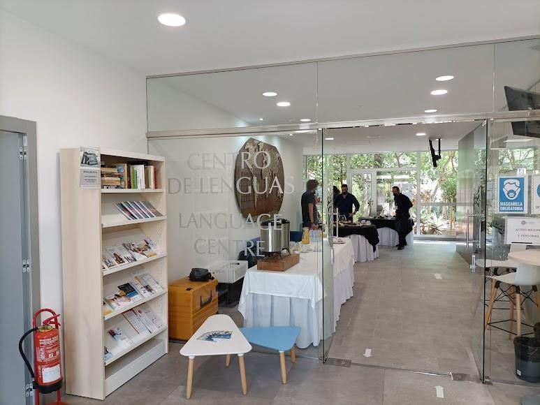El Centro de Lenguas ha inaugurado este viernes la ampliación.