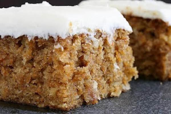 Oh Baby It's Good... Spice  Cake