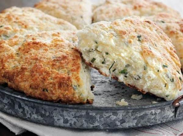Parmesan-chive Scones Recipe