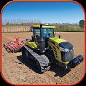 Farming Sim 2018: Modern Farmer Tractor Simulator icon