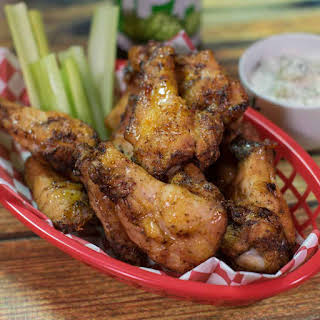 Smoked Chicken Wings Recipes.
