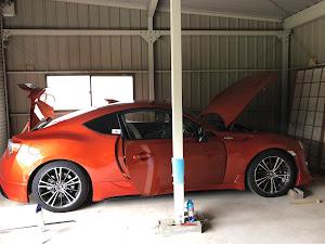 86 ZN6 25年式 GTのステッカーのカスタム事例画像 ジバニャン86さんの2018年11月08日11:03の投稿