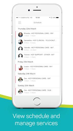 My Support App by integratedliving Australia 1.5.2 screenshots 2