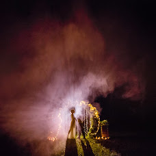 Wedding photographer Tatyana Kalishok (Midnight). Photo of 07.12.2018