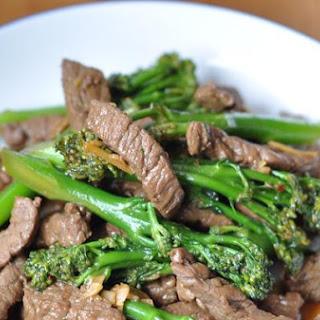 Broccoli Beef Stir-Fry.