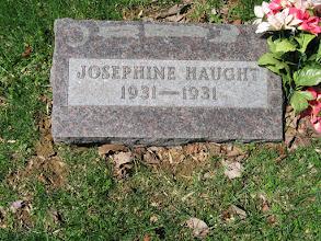 Photo: Haught, Josephine