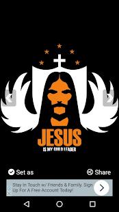 Jesus Wallpaper HD - náhled