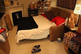 Photo: Interim Seattle Bed