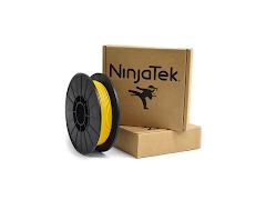 NinjaTek Cheetah Sun Yellow TPU Filament - 2.85mm (0.5kg)