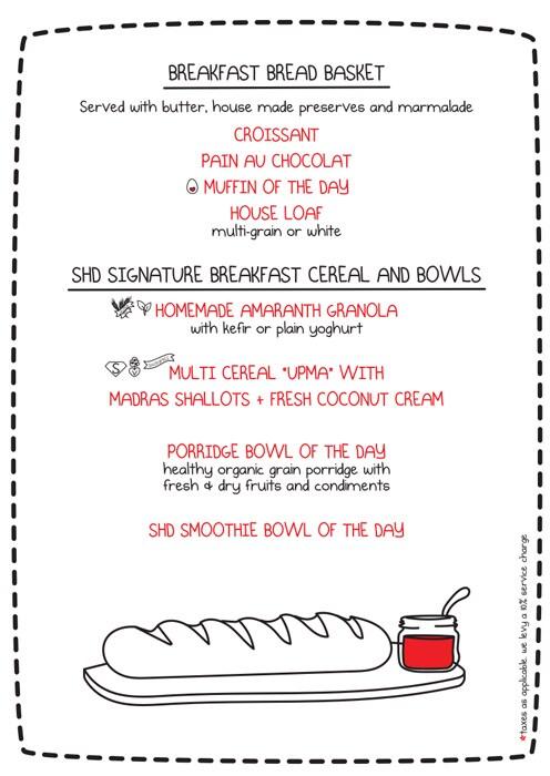 Smoke House Deli menu 18