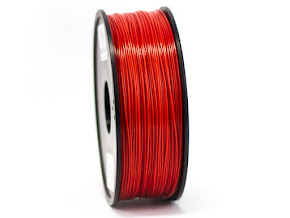 Red ABS Filament - 1.75mm