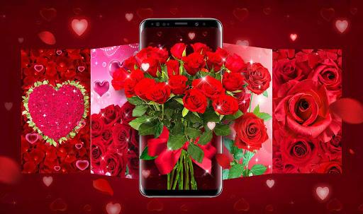 Red Rose Theme screenshots 2