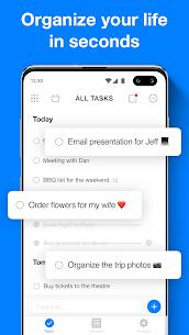 Any.do: To do list, Calendar, Planner & Reminders Mod 5.5.0.4 Apk [Unlocked] 1