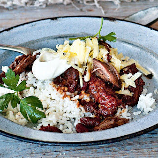Smoky Beef Chilli Con Carne