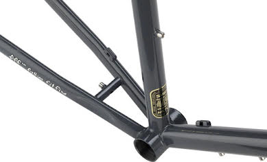 "Surly Disc Trucker 26"" Frameset Bituminous Gray or Hi-Vis Black alternate image 3"
