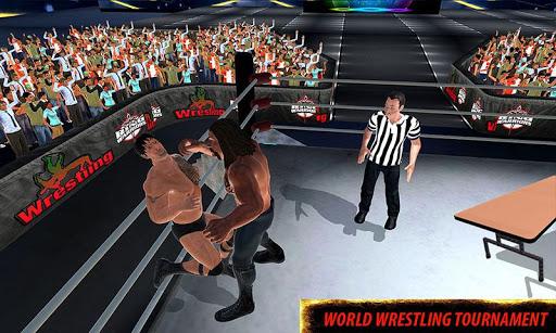 World Wrestling Revolution Stars: 2017 Real Fights 1.0.2 6