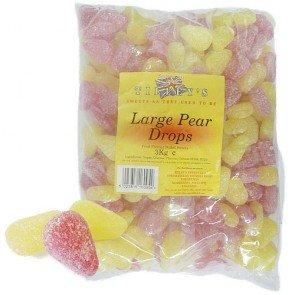 Large Pear Drops
